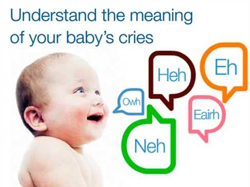 ถอดรหัส ภาษาเด็กทารก