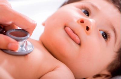 โรคปอดบวมในเด็กเล็ก